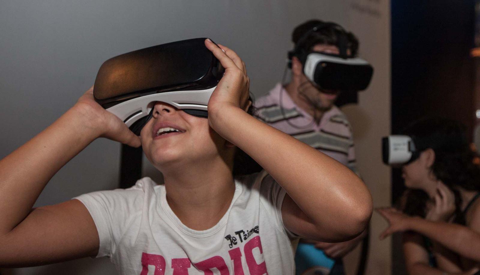 Virtual reality experiance