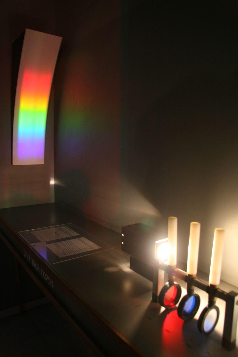 Light In Dark Room room