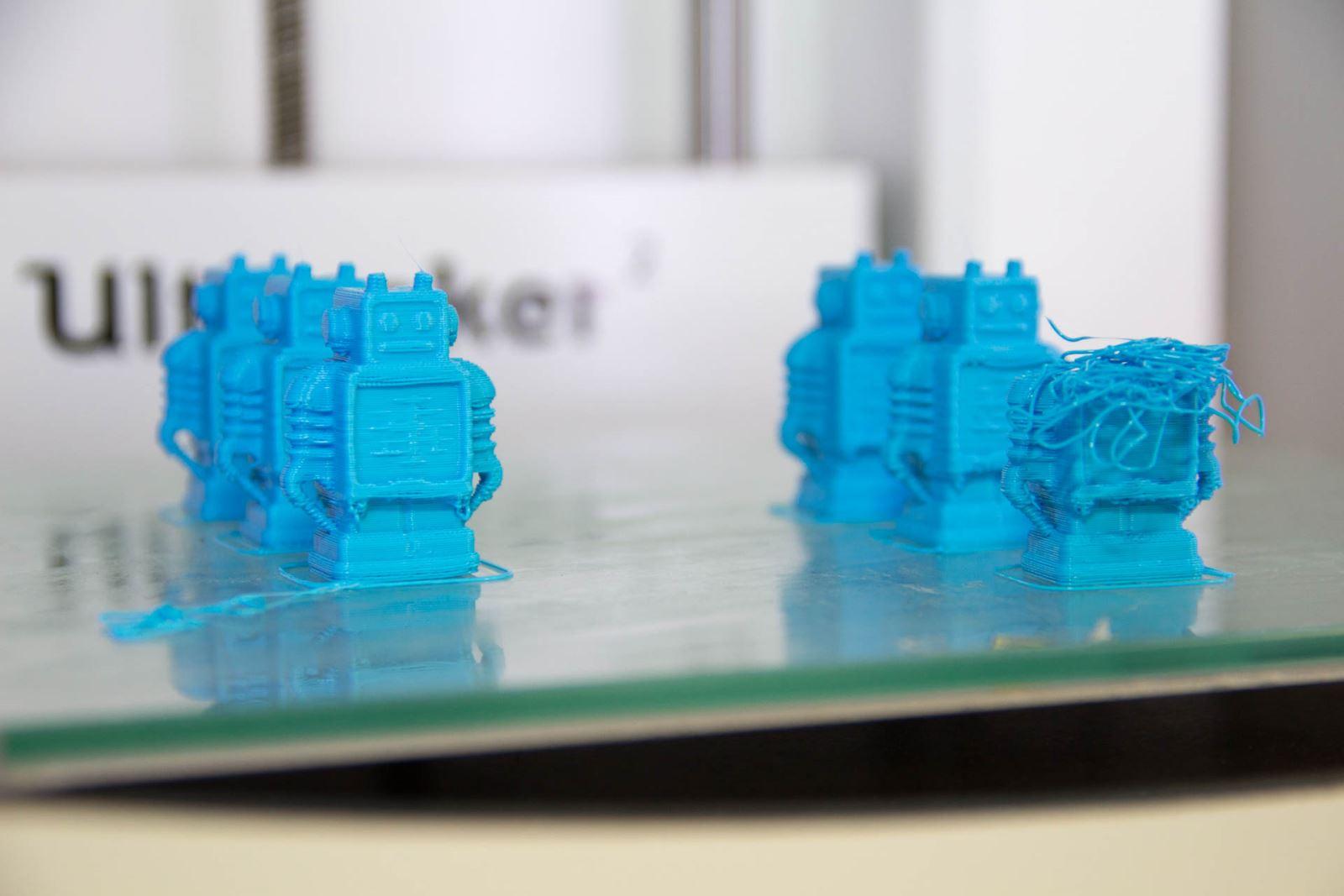 האופנה האופנתית מדפסות תלת-מימד בפאב-לאב מדעטק ZH-06
